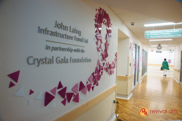 Crystal Gala Hospital Opening Event
