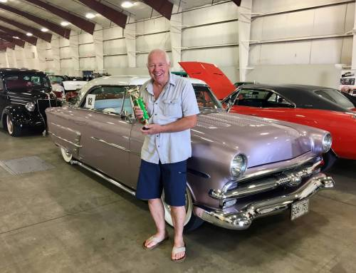 Canada's Largest Drive Thru Car Show Raises Over $56,000 For The Fight Against Breast Cancer